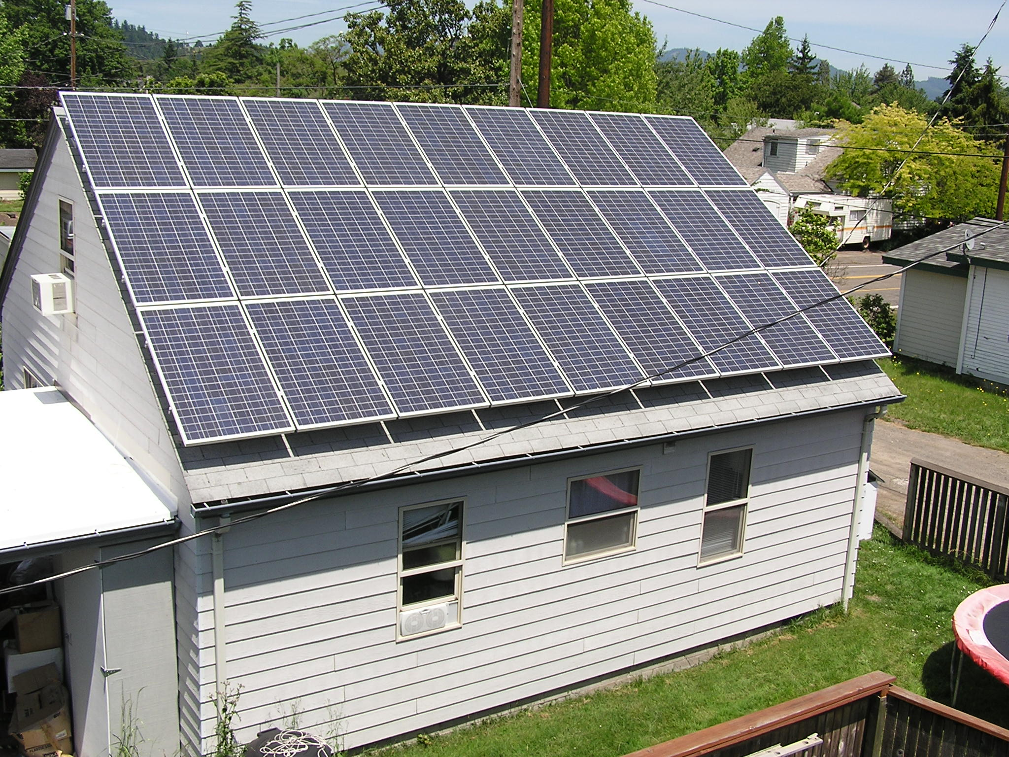 Solar Home Energy Design