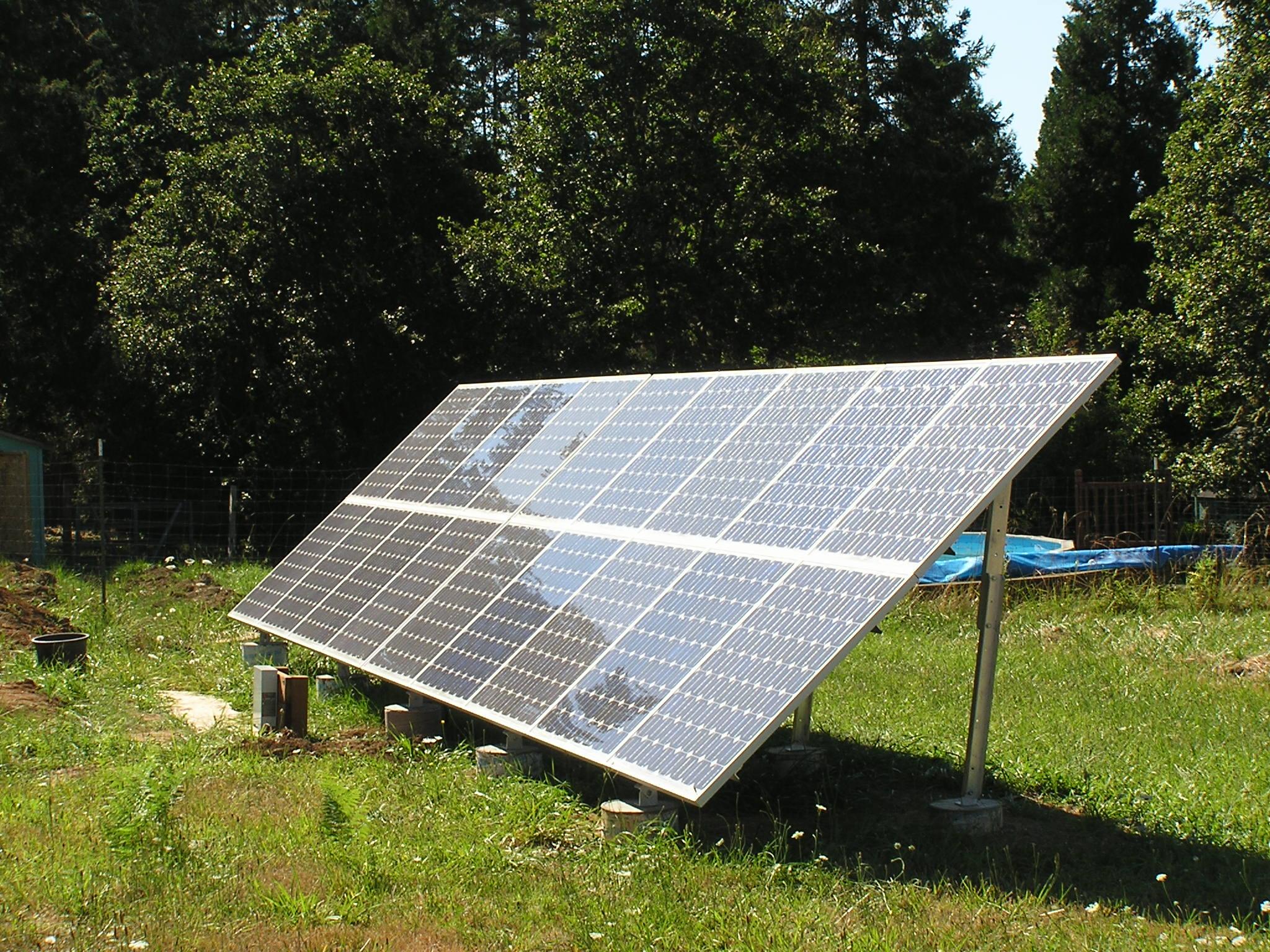 Solar Home Energy Design