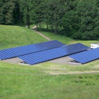 Solar Winery Installation