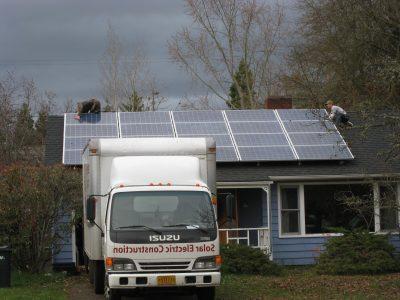 PV Install Energy Design