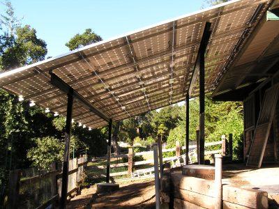 BIPV Farm Solar