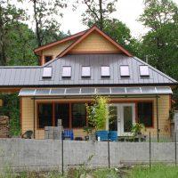 bipv residential awning
